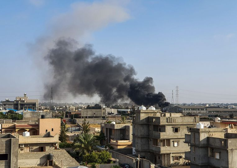 In Libië heerst chaos sinds de val van dictator Muammar Kadhafi in 2011. Een nieuwe golf huurlingen uit Soedan neemt deel aan het conflict in Libië.