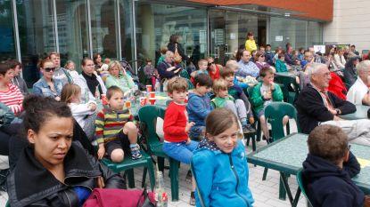 Movie Open Air in Heldenland