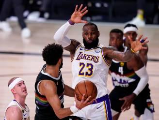 Denver Nuggets maken het opnieuw spannend met zege tegen LA Lakers