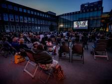 Veelbelovende start voor de oudste openluchtbioscoop van Nederland in Eindhoven