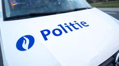 'Verdachte' witte bestelwagen blijkt vals alarm