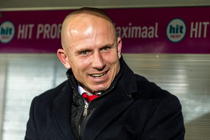Reinier Robbemond kan goed met  het besluit van de directie van Willem II leven.