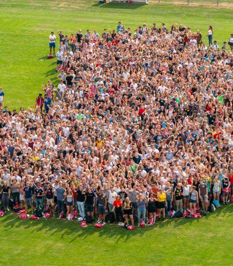 Meer nieuwe aanmeldingen van studenten in Twente: 'Maar dat kan nog erg veranderen'