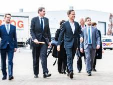 Drechtsteden gaan vaker flirten met Mark Rutte