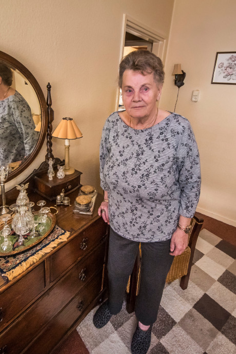 Mevrouw Van Ek (82) vreest voor haar 'thuis' in Enschede