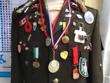 Jongste Vierdaagselopers zamelen medailles in voor oorlogsveteraan uit Canada