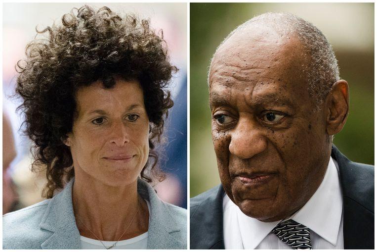 Andrea Constand beweert dat Bill Cosby haar seksueel heeft misbruikt.