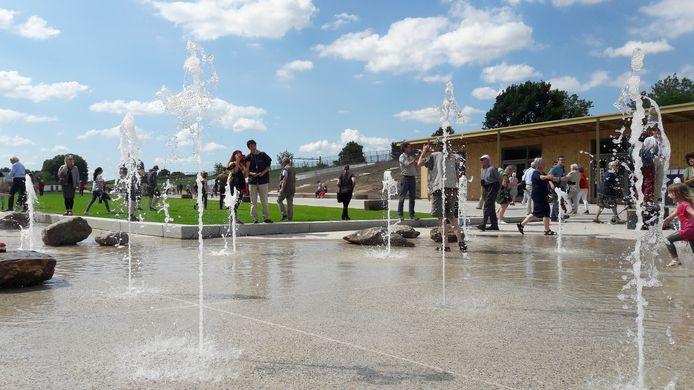 Het Spoorpark in Tilburg is geopend