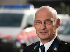 Politiechef Hans Vissers: 'Geweld bizar en volstrekt onacceptabel'