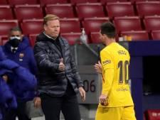 Koeman verwijt Barça-spelers niets, ondanks 'groot cadeau' aan Atlético