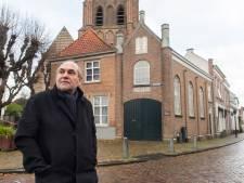 Verzoening in kwestie synagoge Geertruidenberg; plaquette zorgt voor 'vrede'
