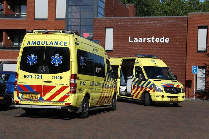 Brand in verzorgingshuis Nistelrode