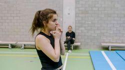 """Olga Leyers zat uren in de fitness voor 'Beat VTM': """"Ik was gewoon te slap"""""""