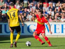 GA Eagles legt Roda JC in de slotfase op de pijnbank