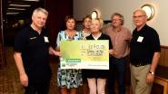 Samen Helpen gaf 2.070 euro aan de Cliniclowns