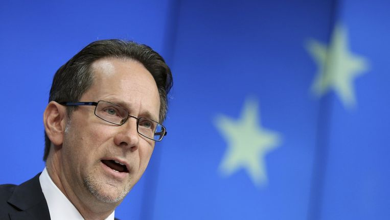 Speciaal onderzoeker van de EU, Clint Williamson. Beeld reuters