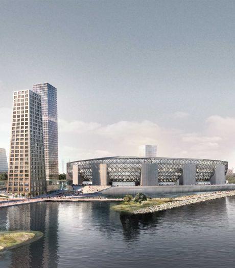 Zorgen over geheime deal tussen Feyenoord en projectontwikkelaars over het nieuwe stadion
