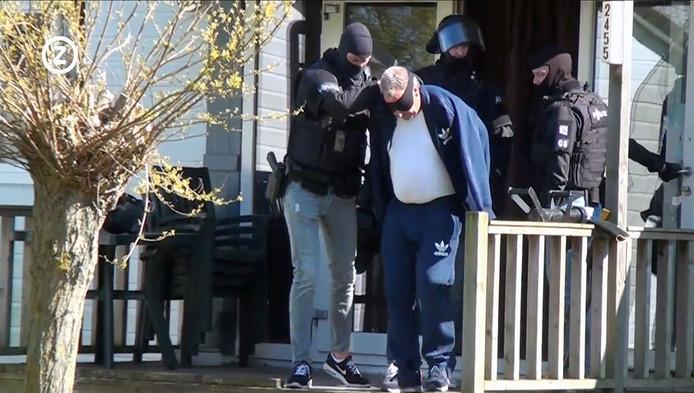 Arrestatie van Henk E.