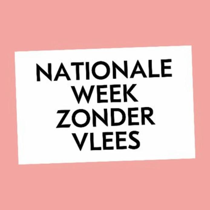 De Nationale Week Zonder Vlees.