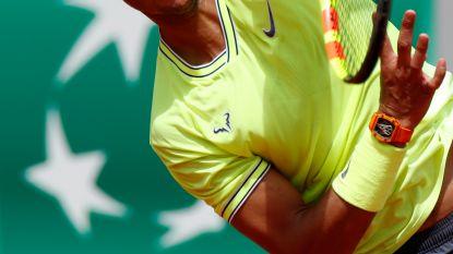 """Nadal: """"Ga heel goed moeten zijn"""""""