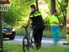 Mountainbiker en wandelaar botsen in Rhenen, allebei naar ziekenhuis