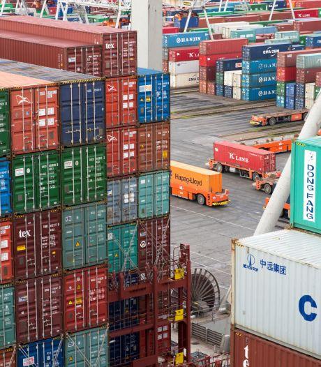 Rotterdamse haven begint gevolgen coronavirus te voelen