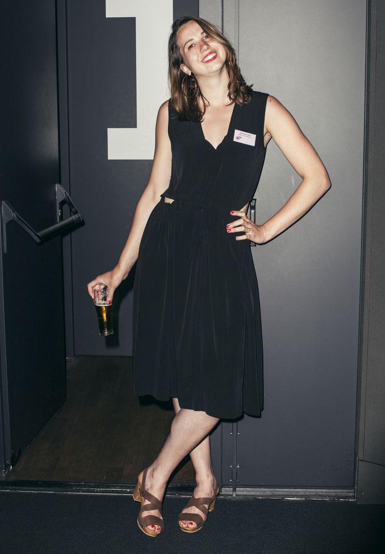 Nina Karim van Oort (24). Beeld Linda Stulic