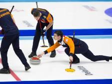 Derde nederlaag curlingteam op EK