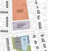 Nieuwbouw school De Akker in Putten, Aldi blijft in Bilderdijkstraat