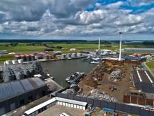 Meer kans op nieuwe haven in Kampen door bredere sluis in Afsluitdijk?