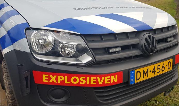 stockadr eod explosieven opruimingsdienst defensie bomruimen bom