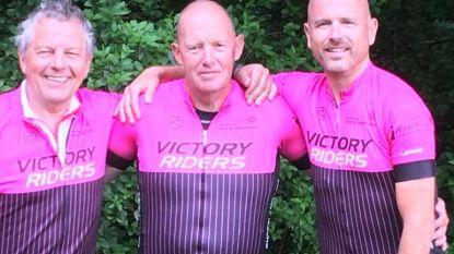 Victory Riders organiseren sportavond voor de 1000 km van Kom Op Tegen Kanker