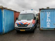 Politie stort zich op containerpark Bergschenhoek: wat spookten drugscriminelen uit in de polder?
