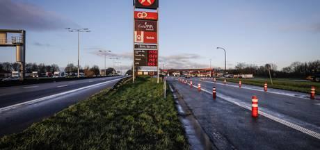 Belg rijdt tankstation binnen: één dode en twee gewonden