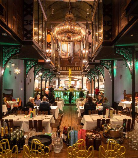 Restaurant Bizar-Bazar: Oost ontmoet west in een Arnhemse kerk