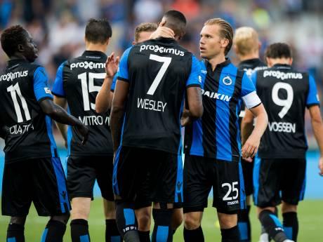 Club Brugge wint Belgische Supercup bij sterk debuut Ossenaar Groeneveld