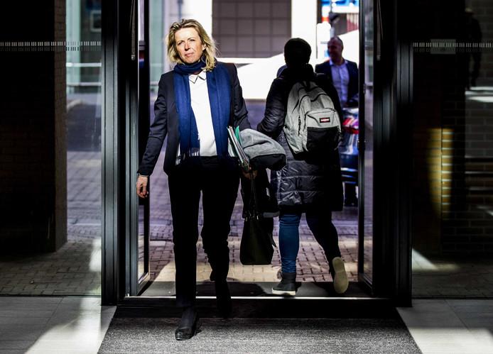 Minister Kajsa Ollongren van Binnenlandse Zaken voerde gisteravond nog koortsachtig overleg met de coalitiepartijen over aanpassingen van de inlichtingenwet.
