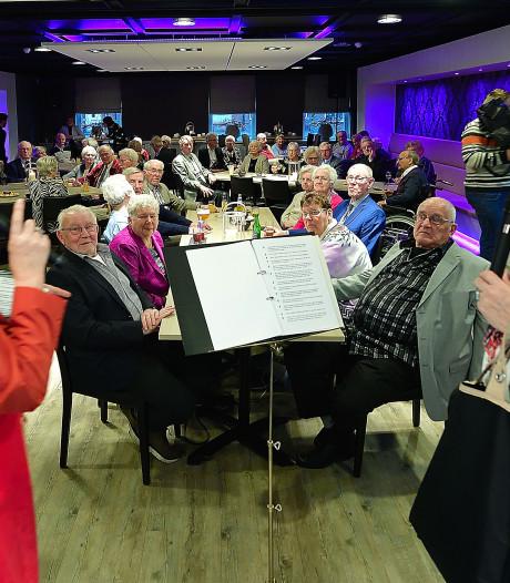 Groot feest in de Raayberg voor iedereen die 60 jaar huwelijk viert