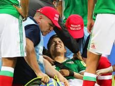 Confederations Cup voorbij voor Salcedo