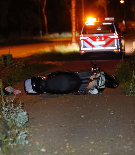 Man zwaargewond na ongeval met snorscooter in Eersel