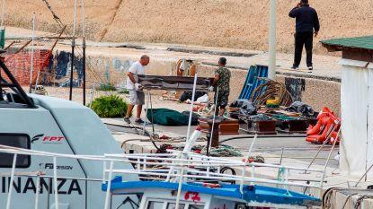 Al 13 doden, allemaal vrouwen, bij bootramp met migranten in Lampedusa