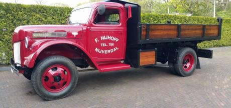 Dikke ruzie om een oude Ford tussen moeder en zoon uit Nijverdal