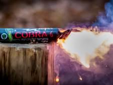 Tweetal aangehouden voor vernielen prullenbakken met vuurwerk