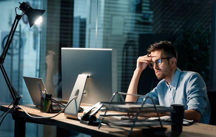 Uit onderzoek blijkt dat de totale productie bij een werkweek van 60 uur lager ligt dan bij een werkweek van 40 uur.