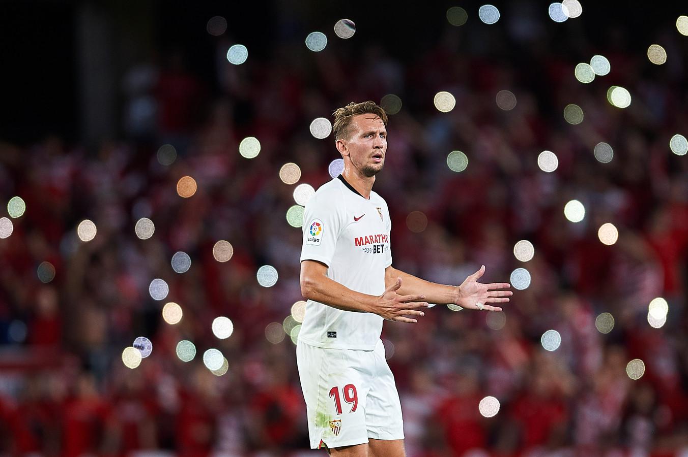Maakt Luuk de Jong dit weekend eindelijk zijn eerste doelpunt voor Sevilla?