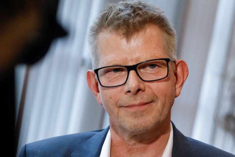 Thorsten Dirks op archiefbeeld.