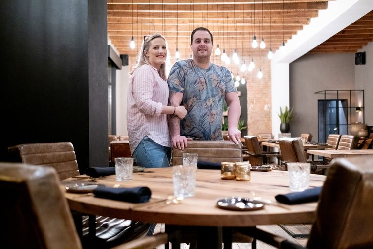 Frank Goudt (op foto met zijn vrouw Svenja Van Eester) staat met zijn restaurant Goudt te Lier voor het eerst in restaurantgids GaultMillau.