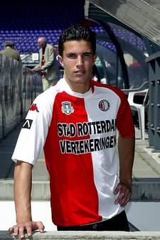 Feyenoord hoopt bij Van Persie op Sneijder-scenario
