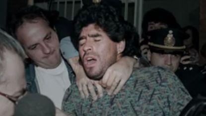 """""""Diego kon niets weigeren aan de maffia"""": film rond Maradona met ongezien beeldmateriaal in première"""