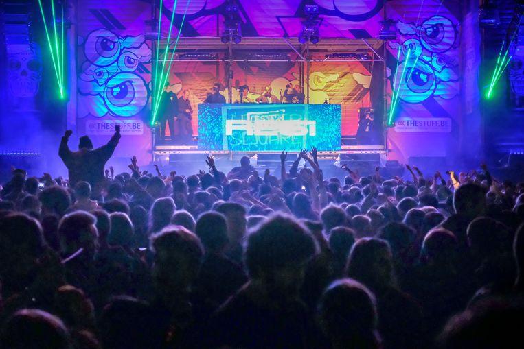 Mede dankzij headliner Regi telden de organisatoren van 't Festival 3.500 bezoekers.